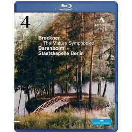 Bruckner Symphony No. 4 (The Mature Symphonies) (Daniel Barenboim, Staatskapelle Berlin) (Accentus Music: ACC10217) [Blu-ray] [2013]